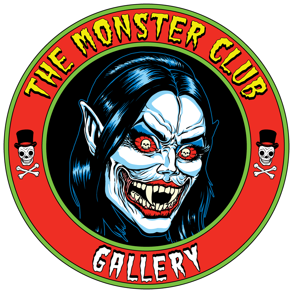 The Monster Club Monster Gallery Page