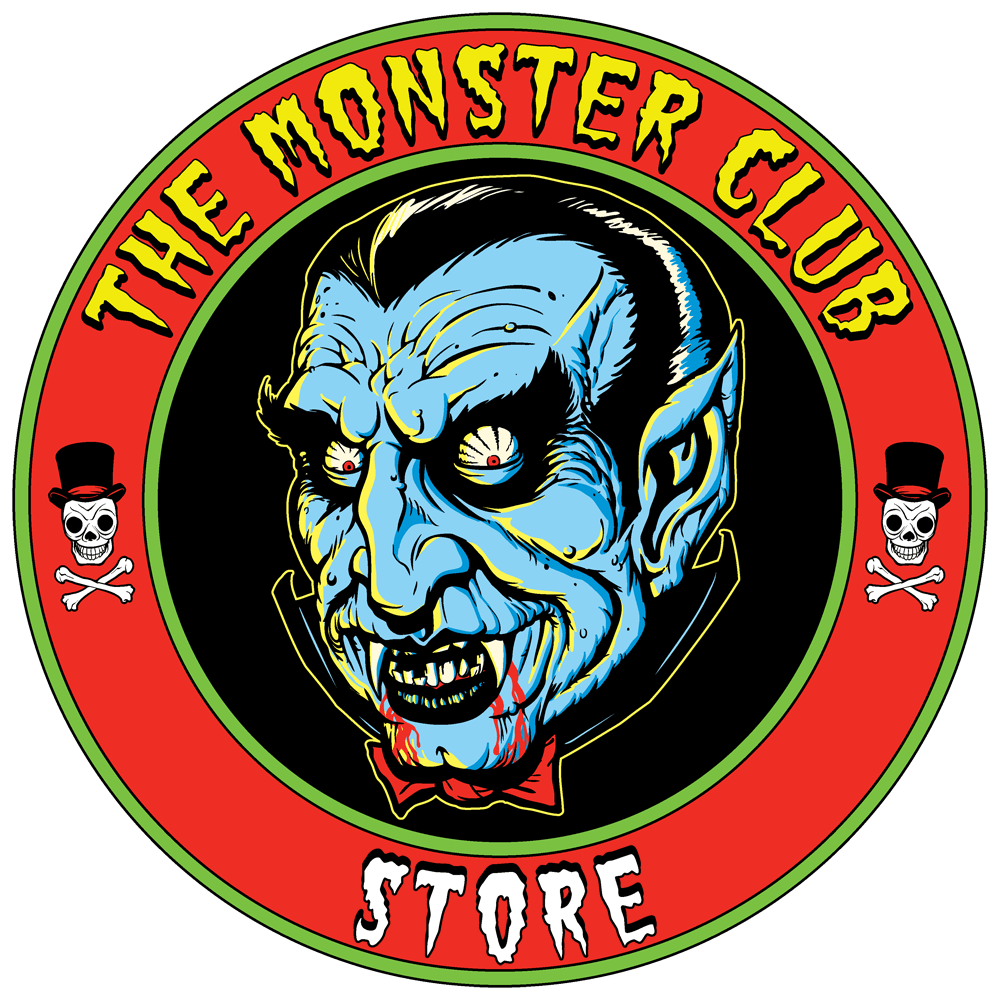 The Monster Club Store Page